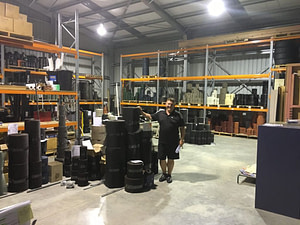 Four seasons Gutter Guards Factory